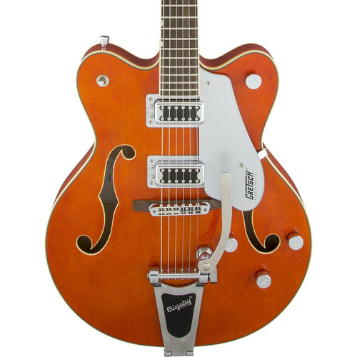 Gretsch G5422T Electromatic Hollowbody - Orange Stain