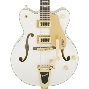 Gretsch G5422TG Electromatic Hollowbody Double Cut With Bigsby - Snowcrest White