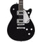Gretsch G5435 Electromatic Pro Jet - Black With Walnut Back