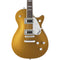 Gretsch G5438 Electromatic Pro Jet Gold With Walnut Back