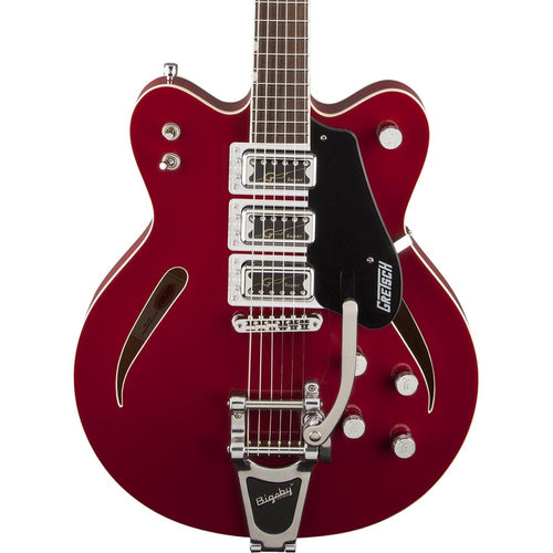Gretsch G5622T-Cb Electromatic Center-Block, Rosa Red