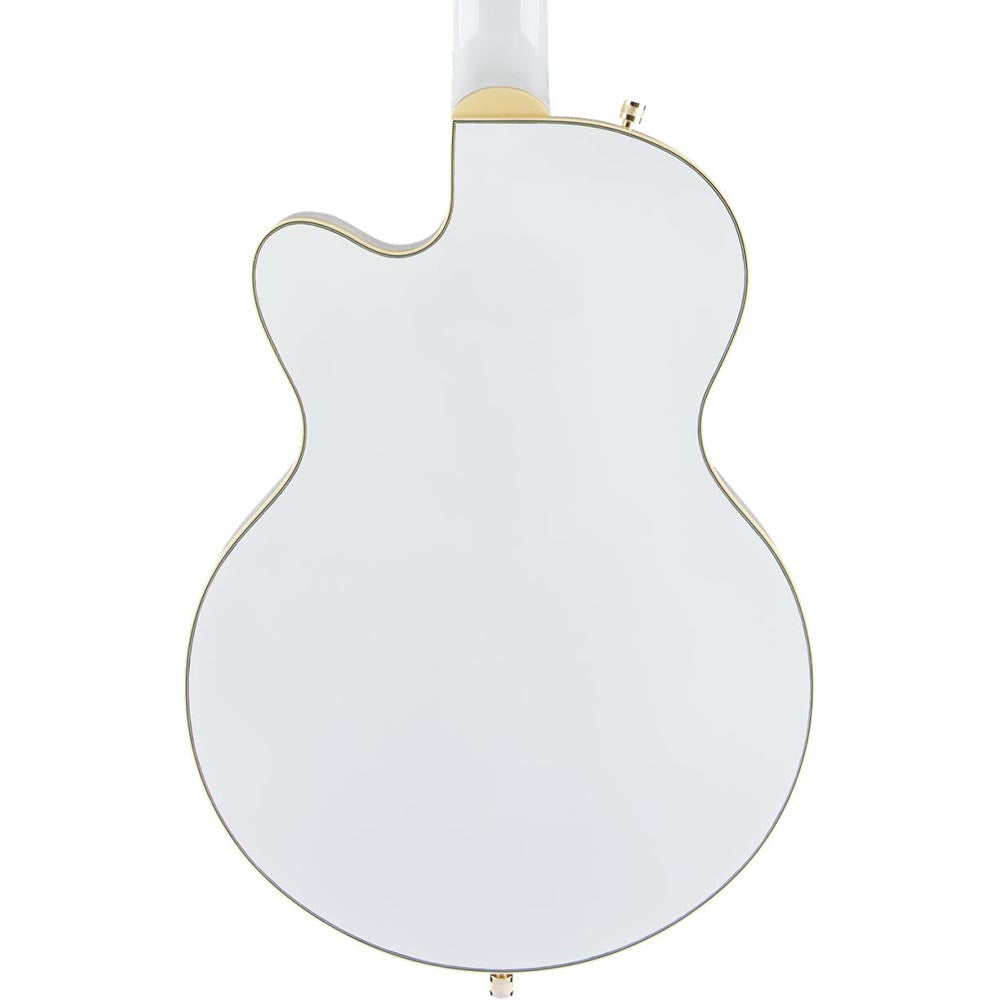 Gretsch G5655TG-LTD Electromatic Limited CB JR Snow Crest White