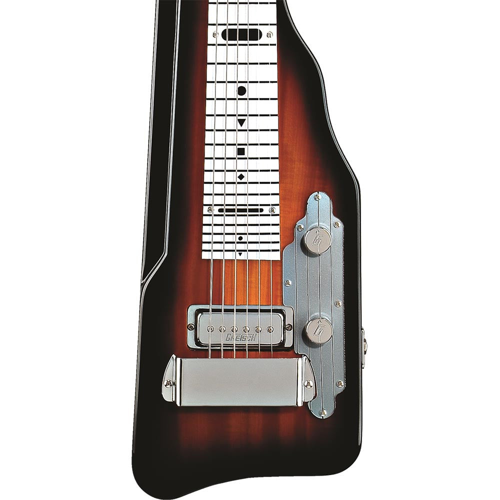 Gretsch G5700 Electromatic Lap Steel - Tobacco