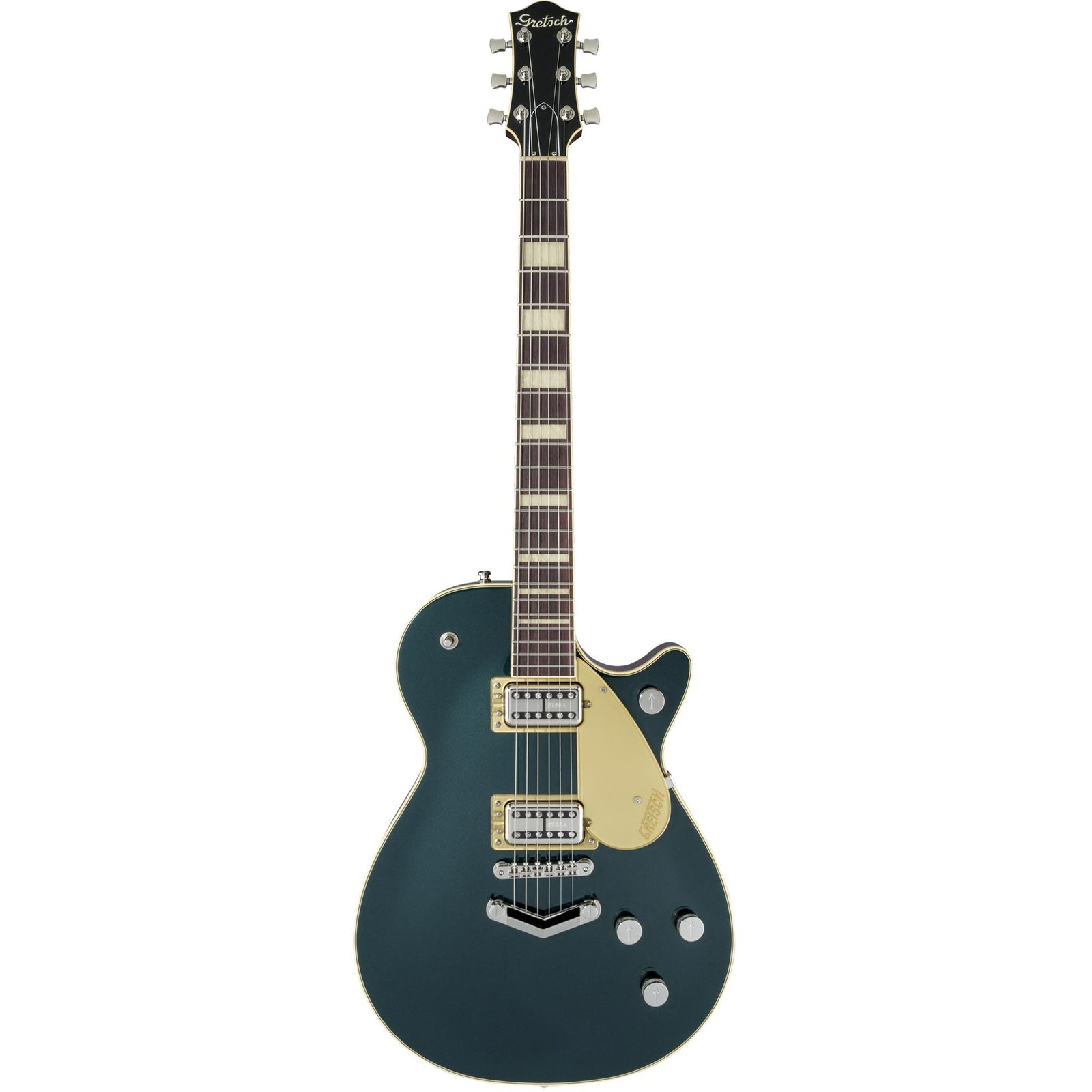 Gretsch G6228 Players Edition Jet BT With V-Stoptail - Cadillac Green