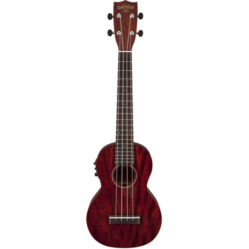 Gretsch G9110-L Concert Long-Neck A-E Ukulele With Gig Bag