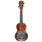 Gretsch G9112 Resonator-Ukulele With Gig Bag