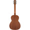 Gretsch G9200 Boxcar Round-Neck - Mahogany Body Resonator Guitar - Natural