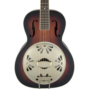 Gretsch G9240 Alligator Round-Neck - Mahogany Body Biscuit Cone Resonator