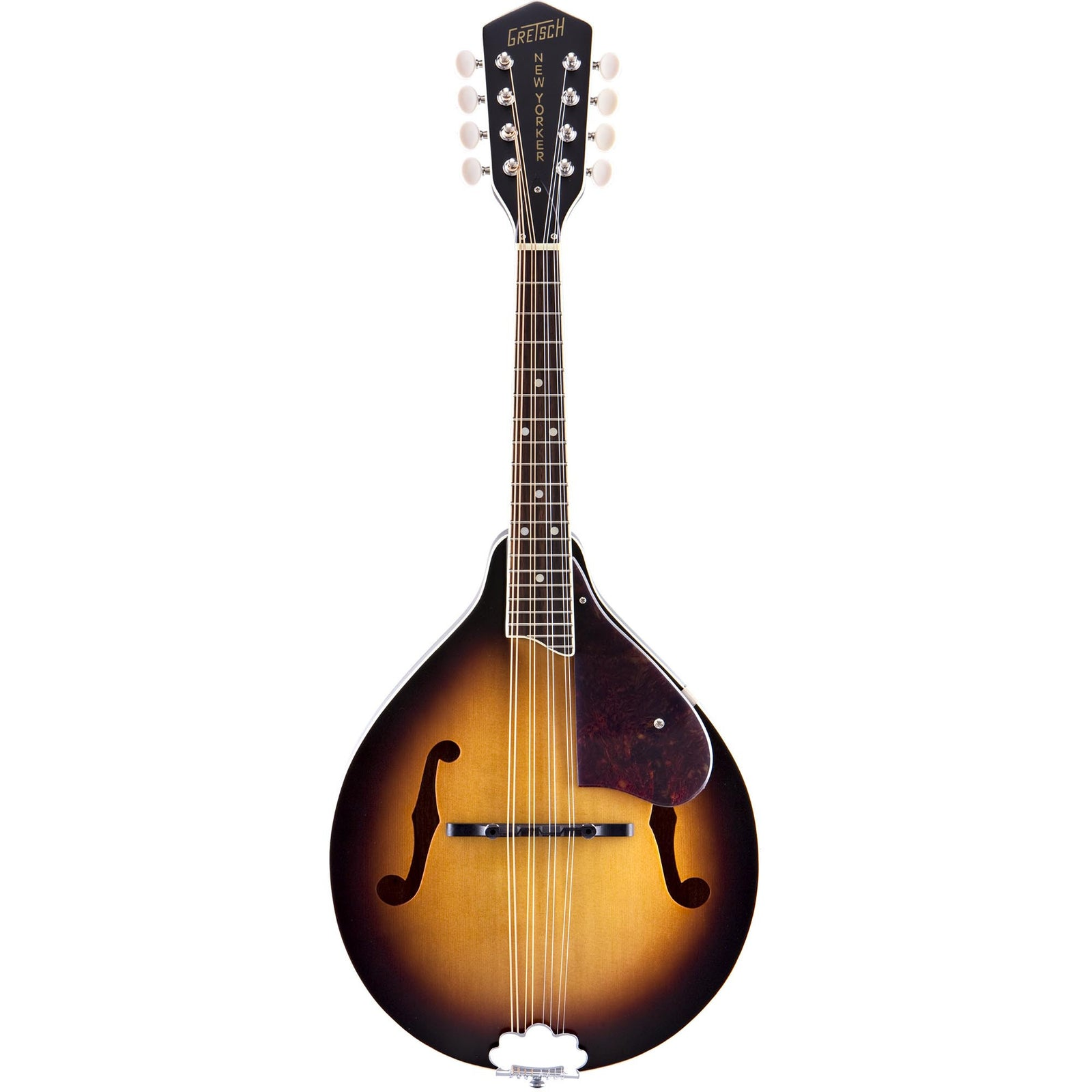 Gretsch G9300 New Yorker Standard Mandolin - 2-Color Sunburst - Image: 2