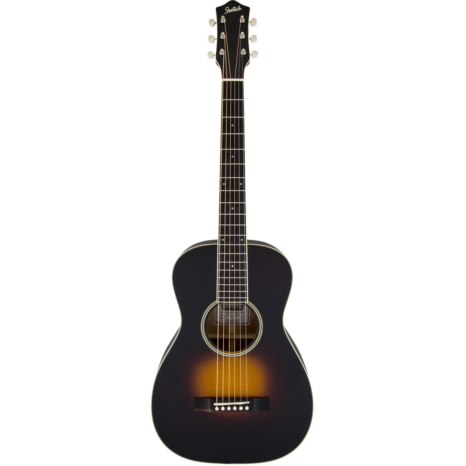 Gretsch G9511 Style 1 Single-0 Parlor Acoustic Guitar - Appalachia Cloudburst