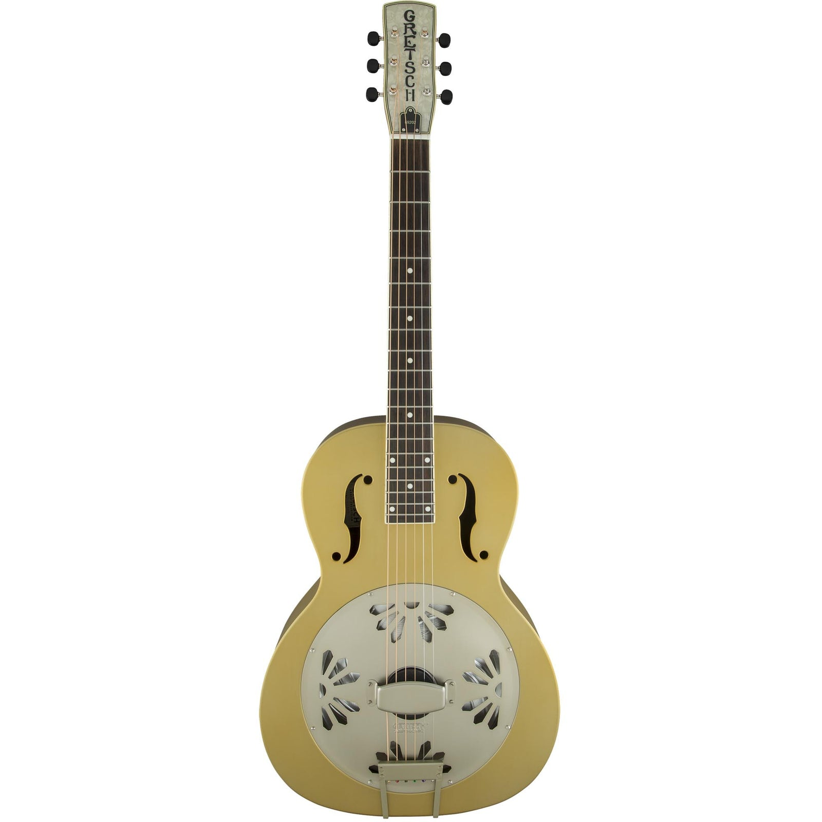 Gretsch Limited Edition G9202 Honey Dipper Special -  Resonator