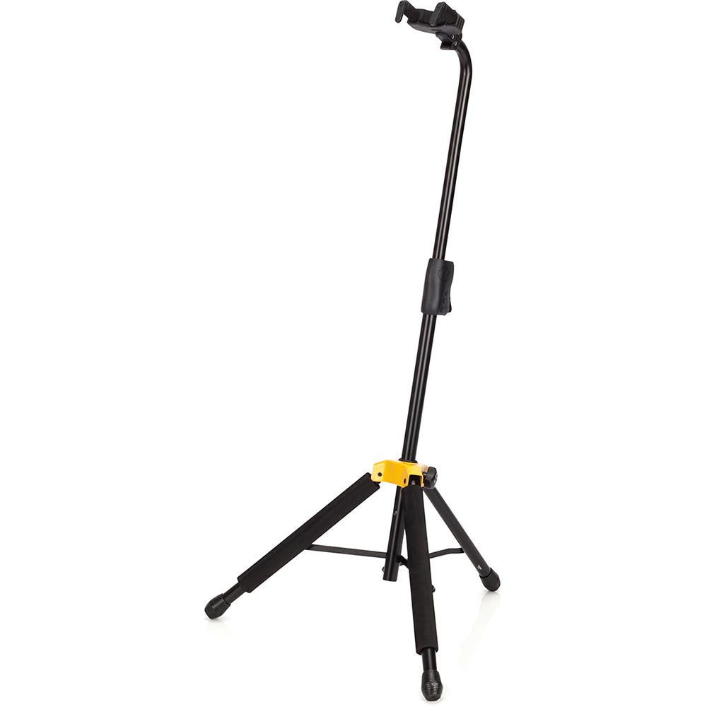 Hercules Auto Grip Single Guitar Stand W/ Sff On Legs