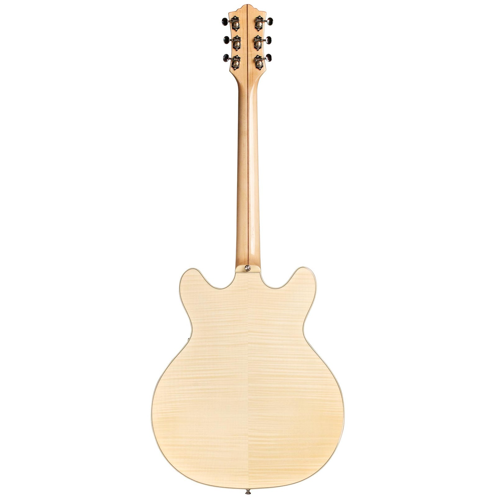 Guild Newark ST Starfire IV ST - Natural Flamed Maple