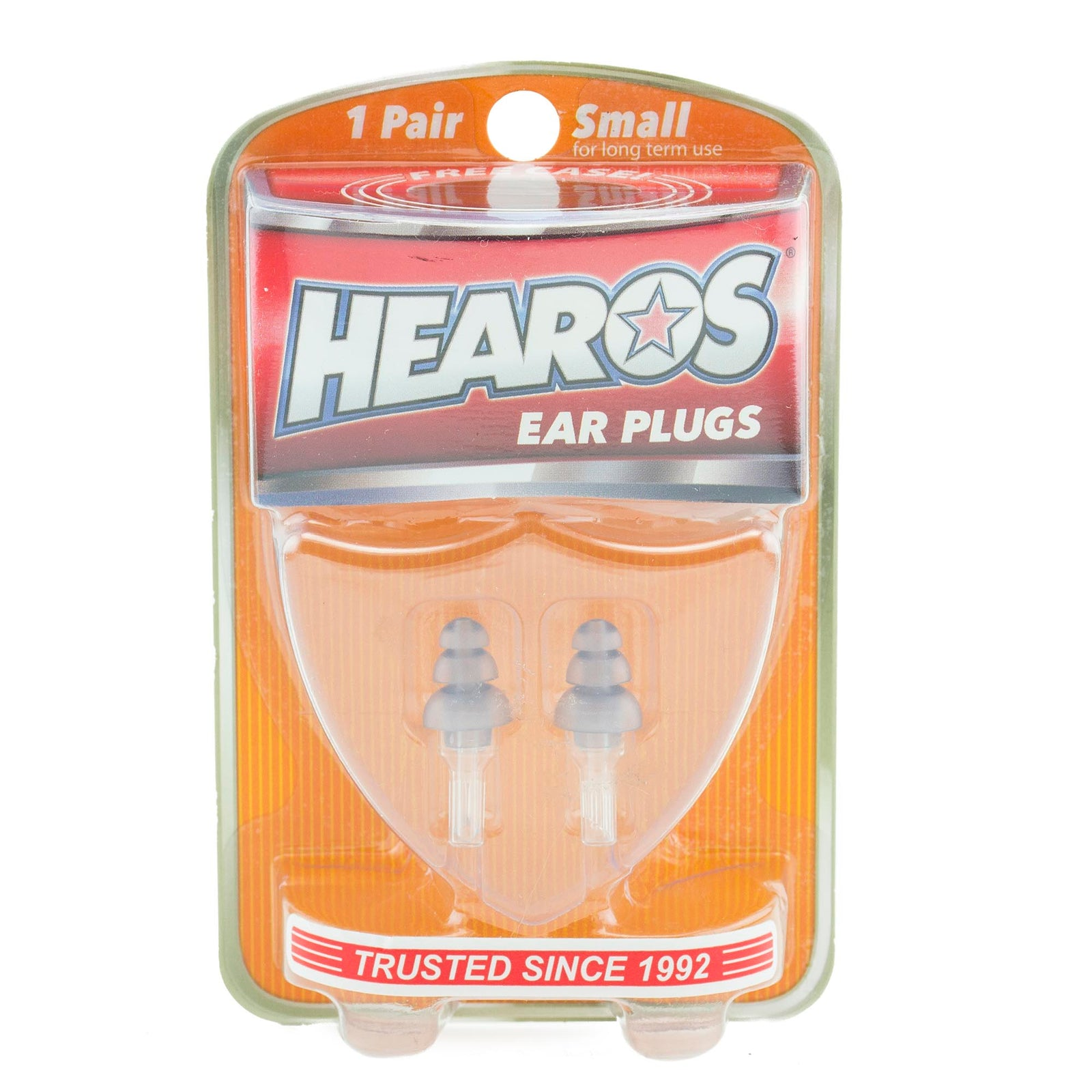 Hearos Hi Fidelity Earplugs For Long-Term Use