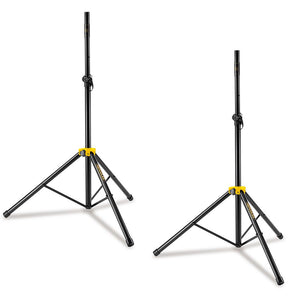 Hercules Stage Series Speaker Stand W/ Smart Adaptor W/ Bag - Twin Pack