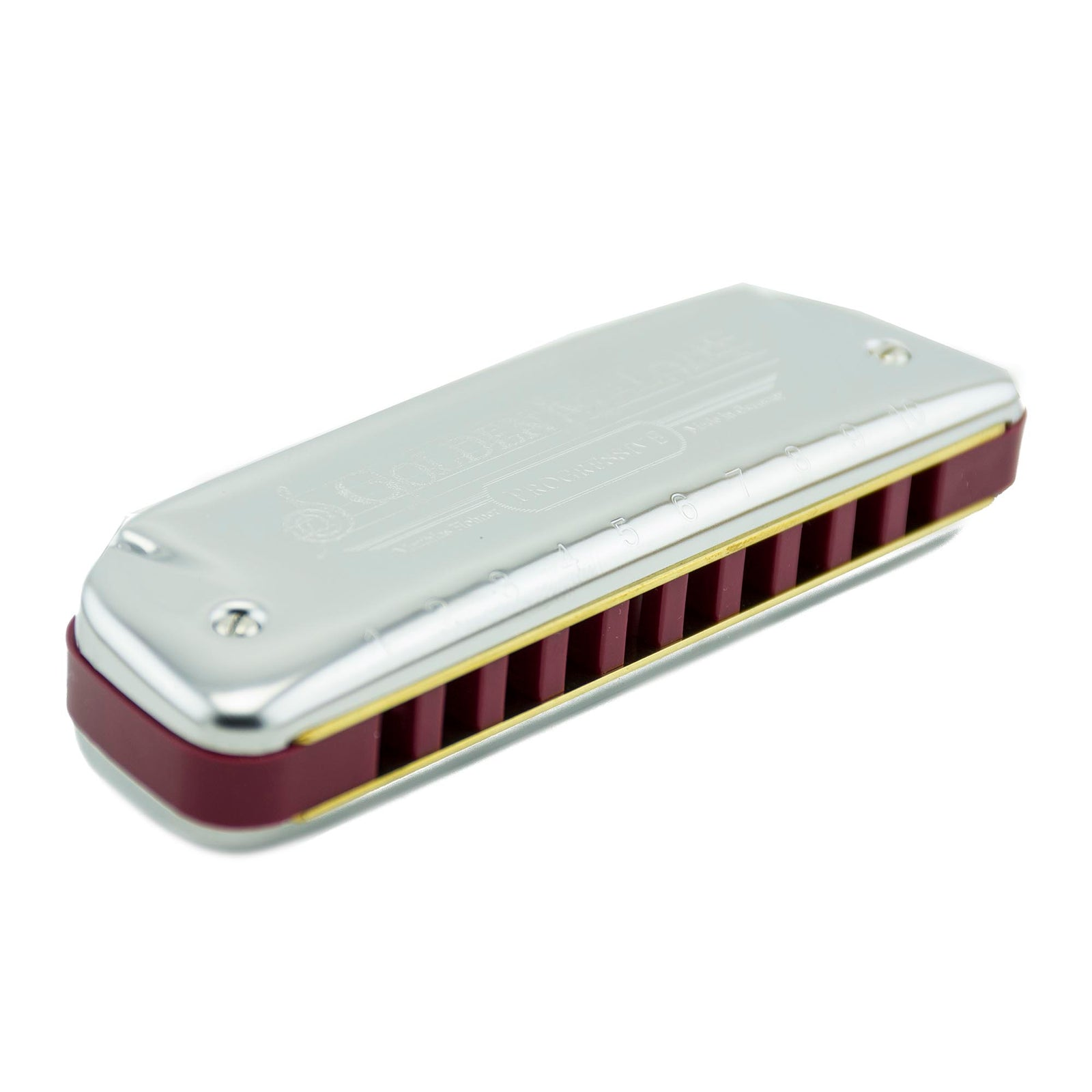 Hohner BB Golden Melody Harmonica