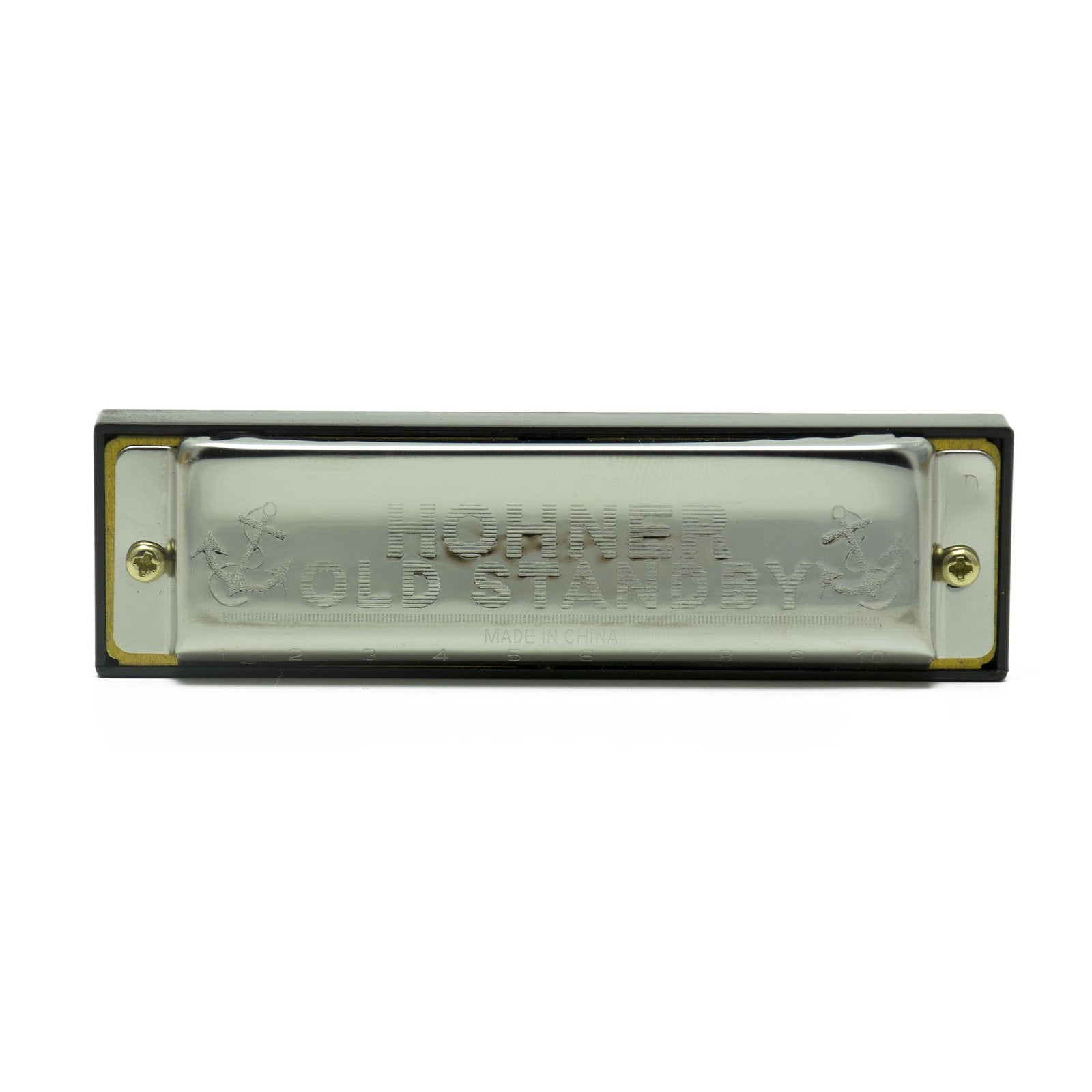 Hohner Old Standby Harmonica Key Of E