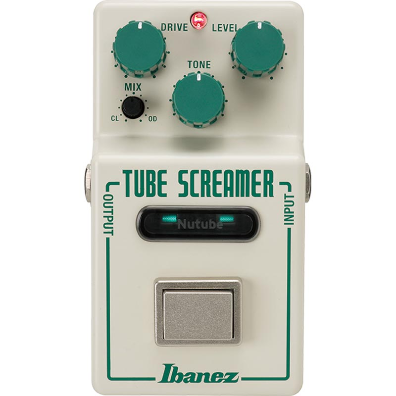 Ibanez Nutube Tube Screamer