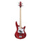 Ibanez SR Mezzo 4 String Electric Bass 32 Inch Medium Scale Candy Apple Red
