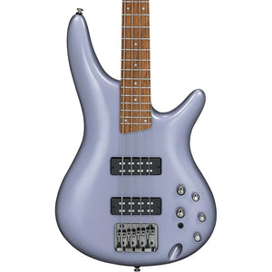 Ibanez SR Standard 4 String Electric Bass, Metallic Heather Purple