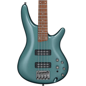 Ibanez SR Standard 4 String Electric Bass, Metallic Sage Green
