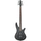 Ibanez Sr Standard 6 String Electric Bass - Weathered Black