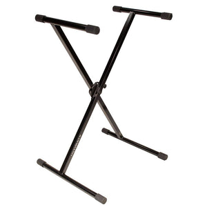Ultimate IQ-1000 Single Brace X-Stand For Keyboard