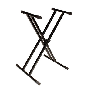 Ultimate IQ-2000 Double Brace X-Stand For Keyboard