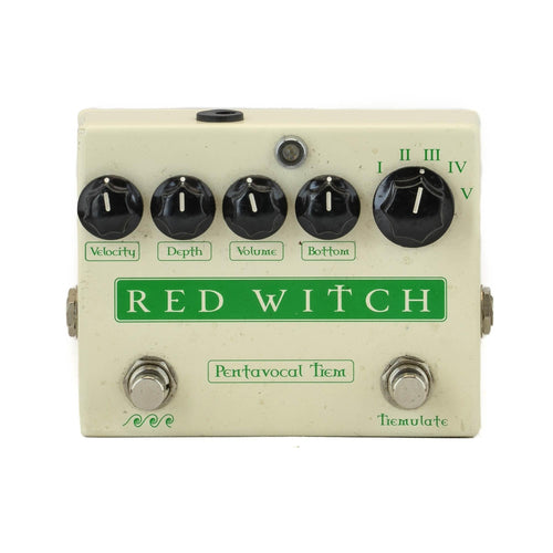 Red Witch Pentavocal Tremolo - Used