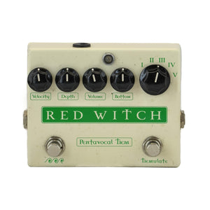 Red Witch Pentavocal Trem - Used