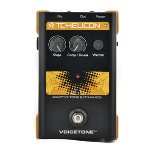 TC Electronic TC Helicon T1 Tone And Dynamics - Used
