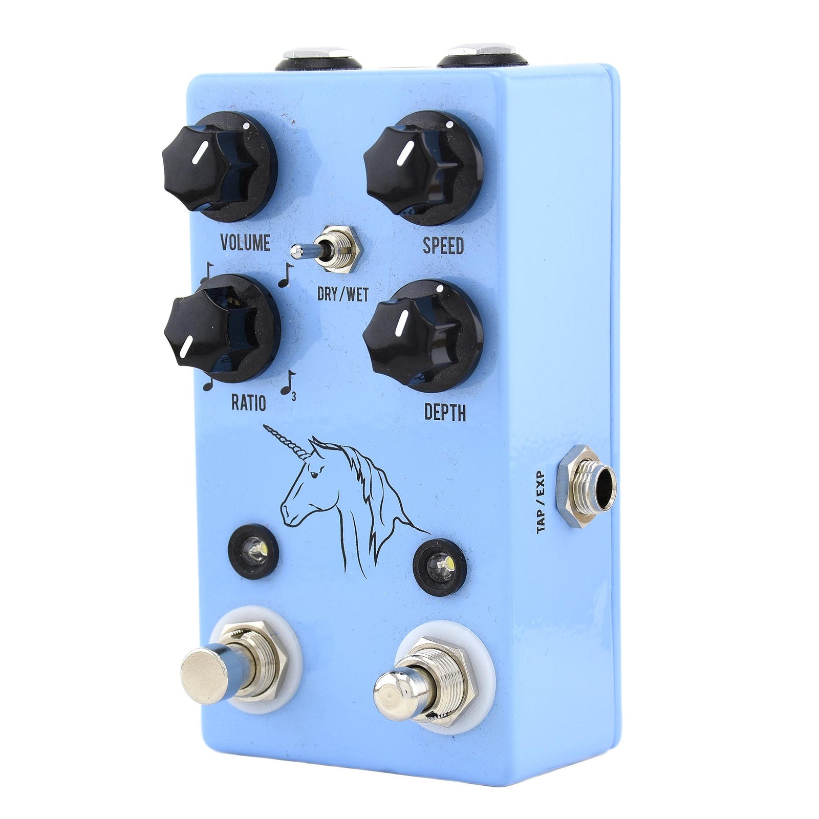 JHS Unicorn V2 - Analog Bulb Driven Uni-Vibe With Tap Tempo