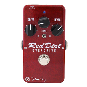 Keeley Red Dirt Overdrive, High/Medium Gain