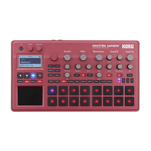 Korg Electribe Sampler ESX Red V2.0