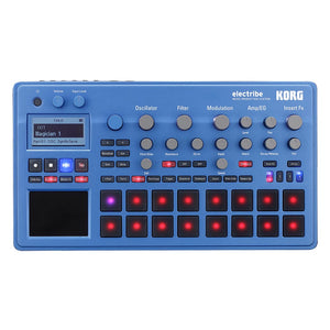 Korg Electribe Synth EMX Blue V2.0