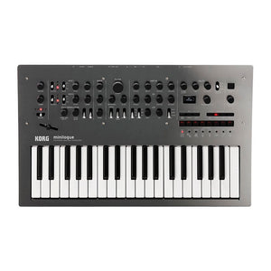 Korg Limited Edition Minilogue Polished Grey