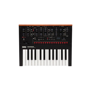 Korg Monologue Monophonic Analog Synthesizer With Presets - Black