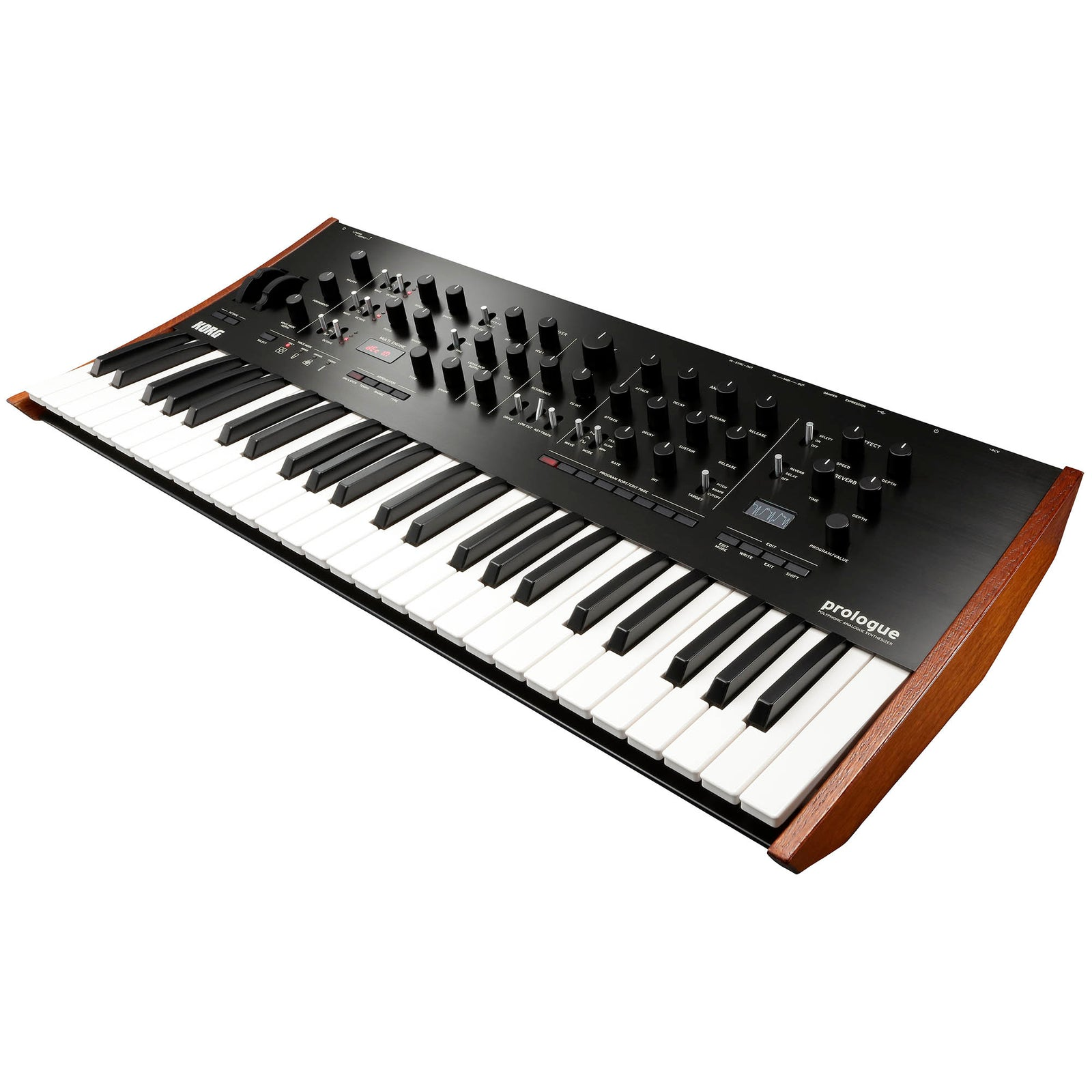 Korg Prologue8 8-Voice Polyphonic Analog Synthesizer - 49-Key