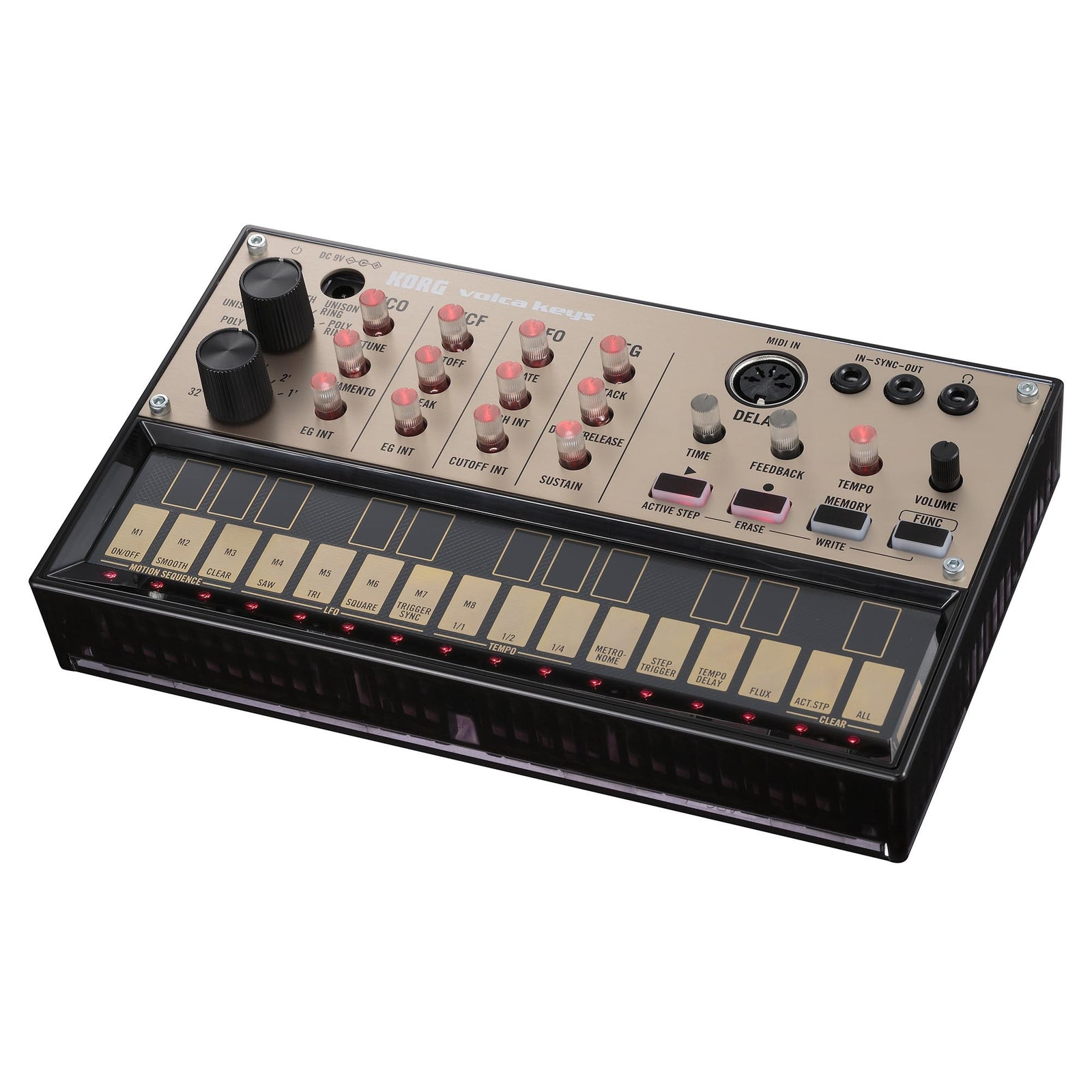Korg Volcakeys Analog Synth Machine