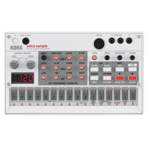 Korg Volcasample Digital Sample Sequencer