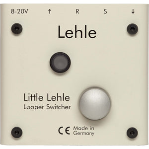 Lehle Little Lehle II True Bypass Looper/Switcher In Stereo