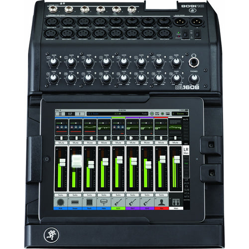 Mackie 16-Channel Digital Live Sound Mixer - DL1608L