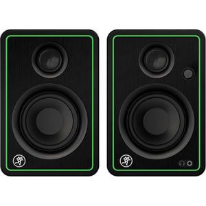 "Mackie 3"" Multimedia Monitors, Pair"