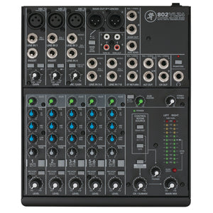 Mackie 8-Channel Ultra-Compact Mixer