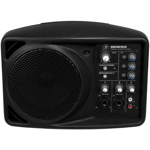 "Mackie SRM150 5.25"" 150W Powered Speaker System"