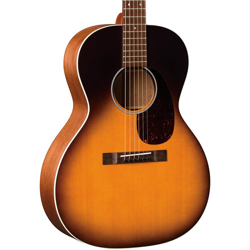 Martin 00L-17 Whiskey Sunset Sitka Spruce - Burst
