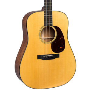 Martin 2018 D18E  - LR Baggs Electronics With Case