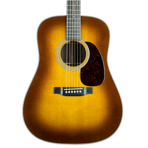Martin 2018 HD28 1933 Ambertone Dreadnought Acoustic Guitar With Case