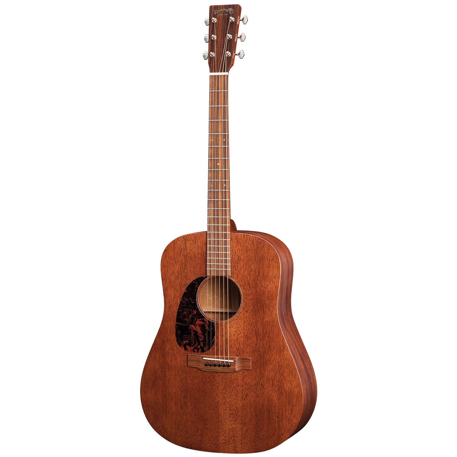 Martin D-15M Lefty Mahogany - Natural