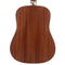 Martin D JR10E Sitka Spruce Top Sapele Back And Sides With Gig Bag